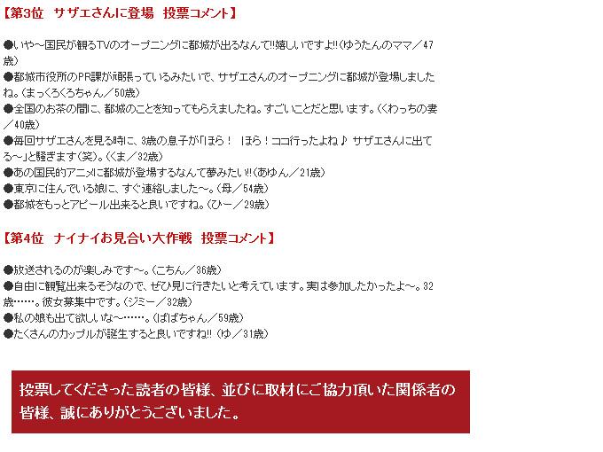 盆地ニュース賞