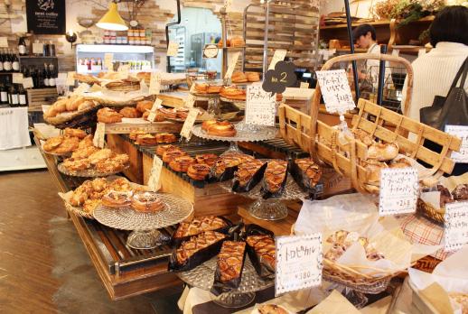 bakery hacos. (ベーカリーハコス.)