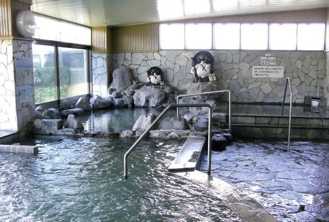 ゆたか温泉 写真2
