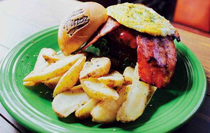 ハンバーガー専門店 Rion Diner(リオン ダイナー)