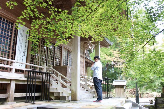 白鳥神社 写真2