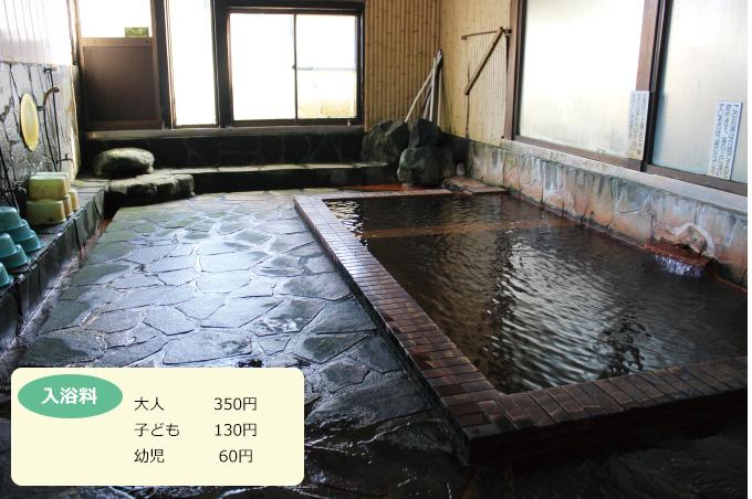 吉田温泉 亀の湯