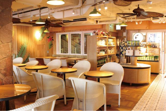 HONOLULU COFFEE ホノルルコーヒー 道頓堀店