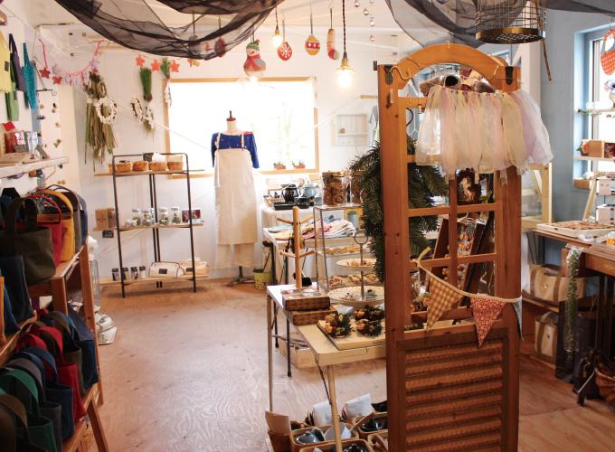 zakka&handmade shop オウチ