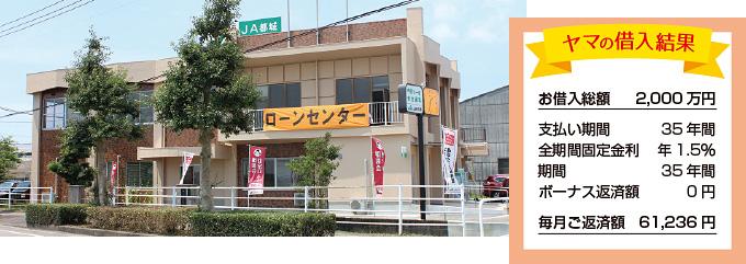 番外編 ヤマがJA都城姫城ローンセンターで、住宅ローンシミュレーションを体験! イメージ2