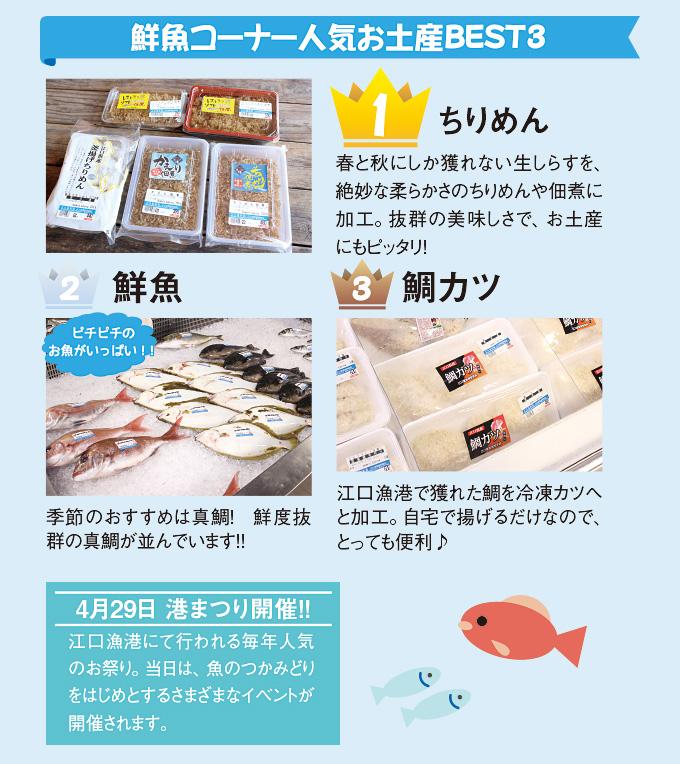 日置市特集「江口蓬莱館 物産館」イメージ4