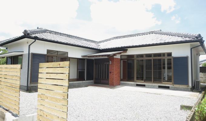 スタッフ建もの探訪 夏の住宅特集『カチタス都城店』