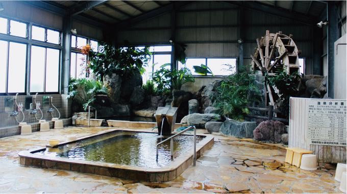 天然温泉かけながし京町の湯 和料理 周山