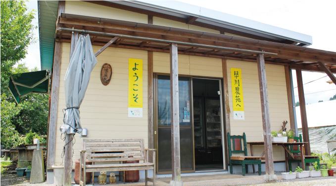 自然生態系農業 綾・早川農苑